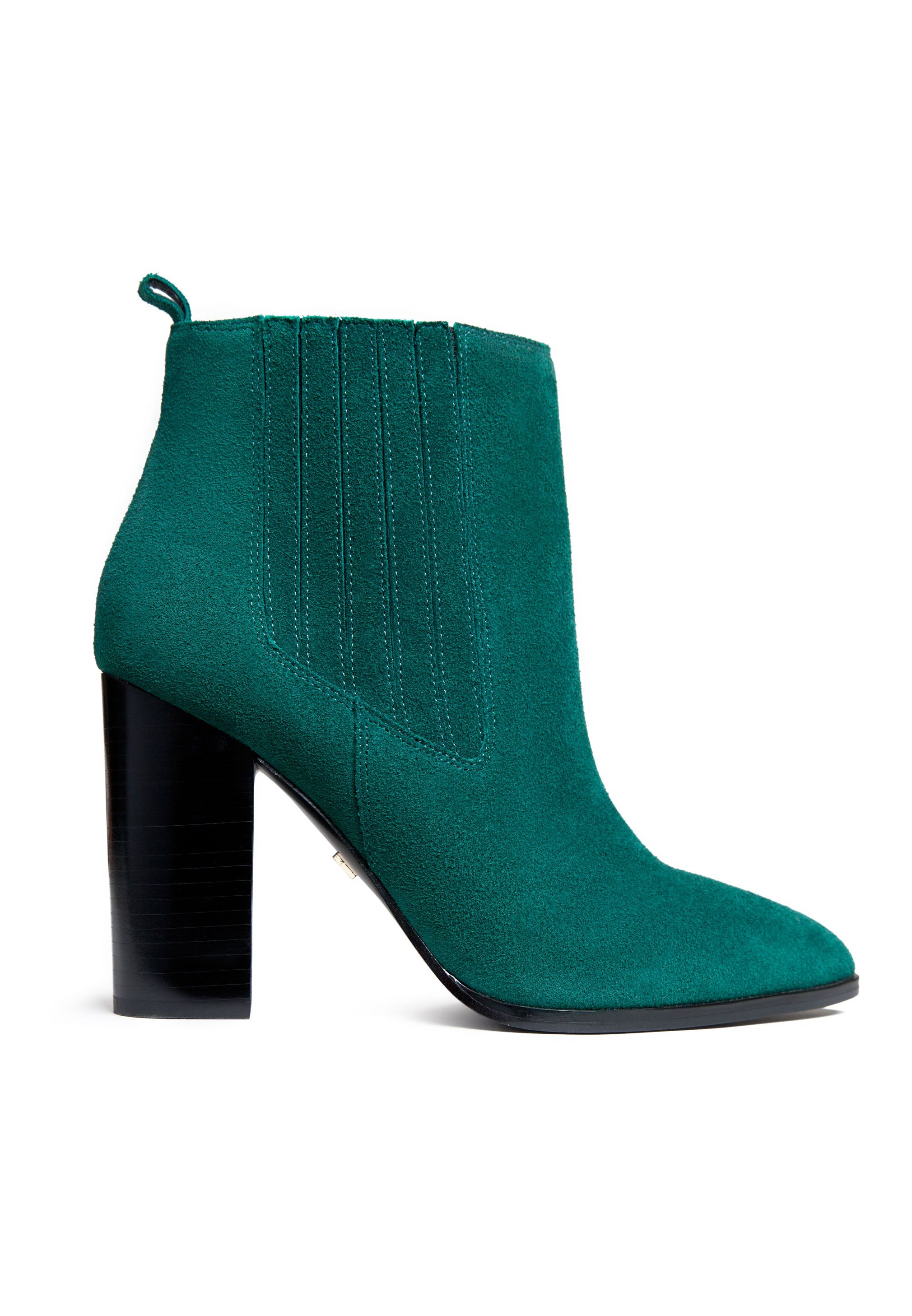 ARIANA SHOES TEAL GREEN, view-small | IvyRevel