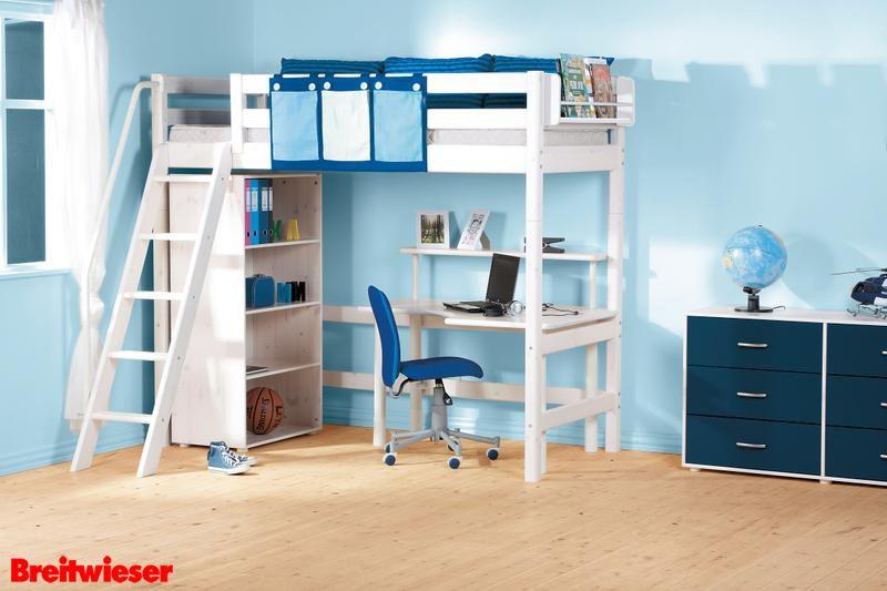 Paidi Etagenbett Weiss : Paidi hoch und etagenbett für das kinderzimmer rauf runter