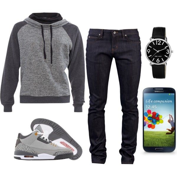 """*Roc*"" by ceceheartz12 on Polyvore"