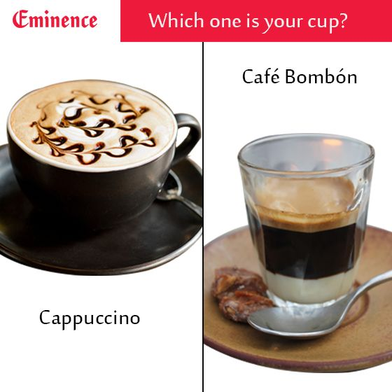 Café Bombón Is A Coffee-based Recipe Which Uses A Strong