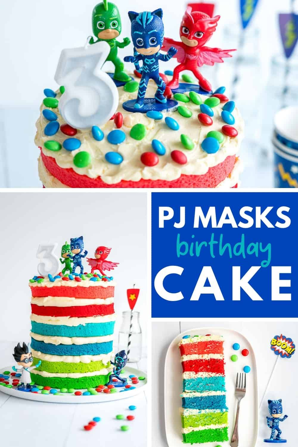 Fine Pj Masks Cake Recipe In 2020 With Images Birthday Cake Kids Funny Birthday Cards Online Barepcheapnameinfo