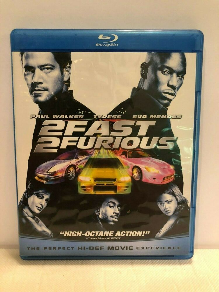 fast and furious movie collection in order