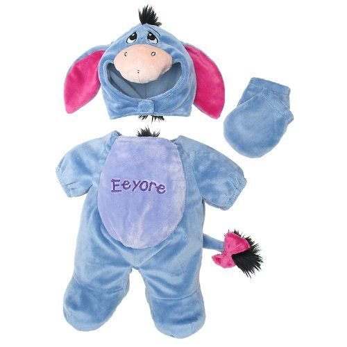 Build a Bear Workshop, 3 pc. Eeyore Outfit Teddy Bear Disney Clothing Build A Bear http://www.amazon.com/dp/B002R8D5XW/ref=cm_sw_r_pi_dp_u997tb06BW636