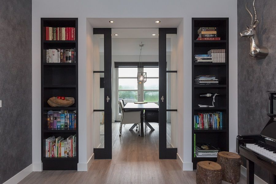 kamer en suite kast modern - Google zoeken | Kasten woonkamer ...