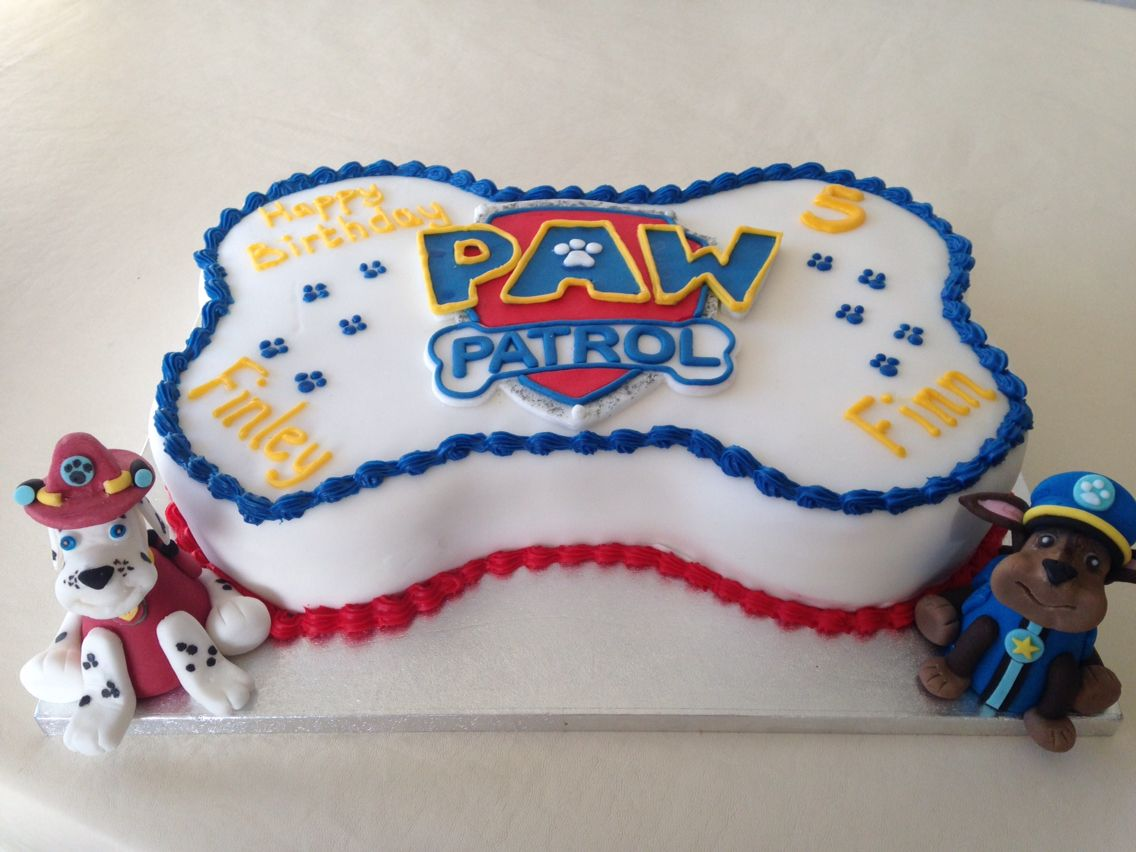 Paw Patrol Birthday Cake For 5 Year Old Paw Patrol Birthday Cake