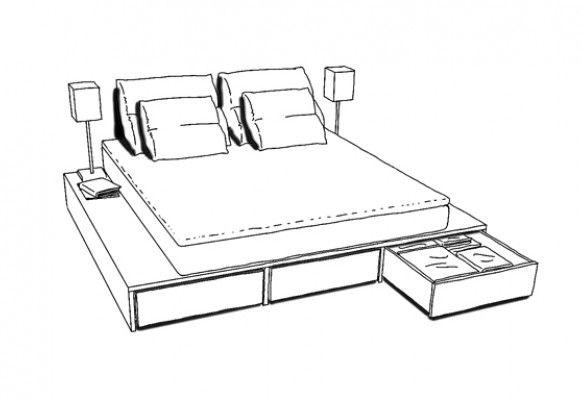 bett podest kinderzimmer pinterest bett schlafzimmer und podest. Black Bedroom Furniture Sets. Home Design Ideas