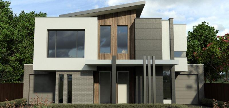 Dual occupancy facade designs google search house for Dual occupancy home designs