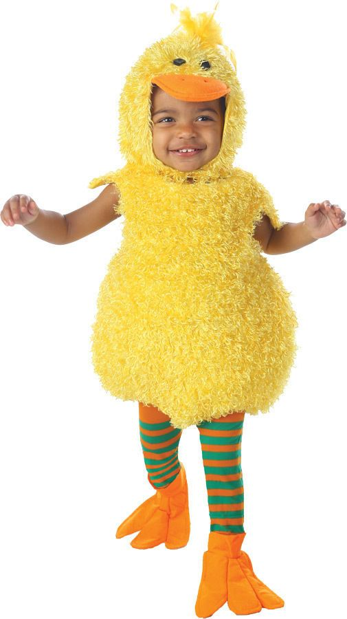 Baby Duck Toddler Child Costume Farm Chick Safari Animal Theme Party Halloween  sc 1 st  Pinterest & Baby Duck Toddler Child Costume Farm Chick Safari Animal Theme Party ...