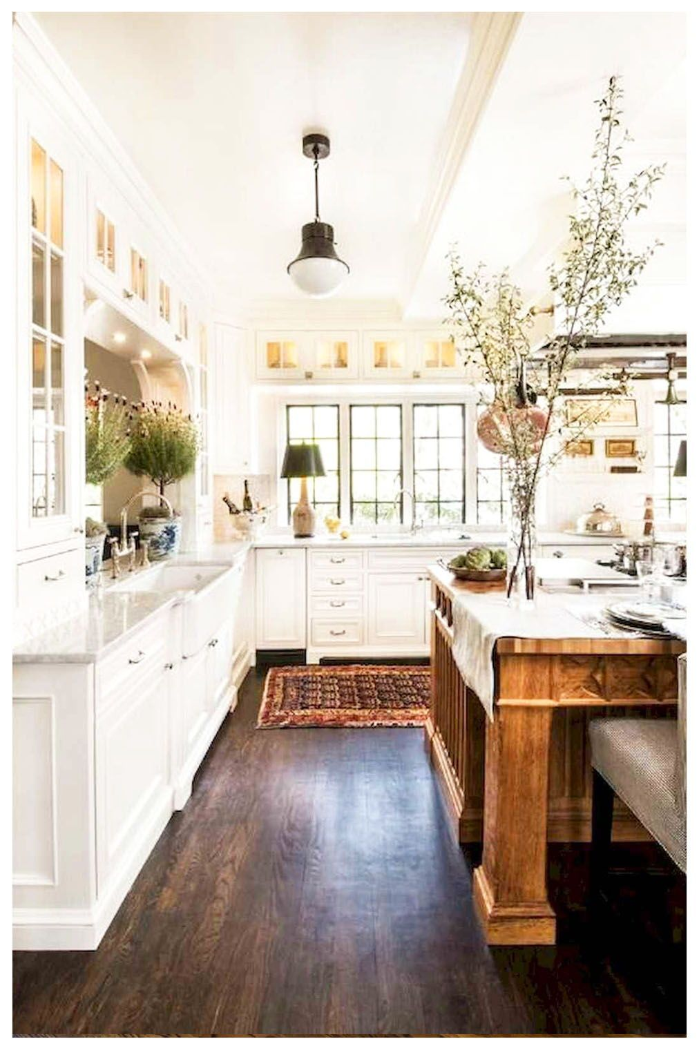 20+ Inspiring Traditional Kitchen Design Ideas ( How To Element Design)