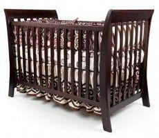 Munire Urban New Safeside Crib Cribs Furniture Childrens Bedroom Furniture