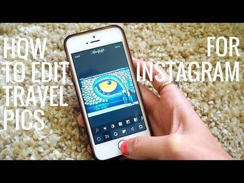 How to Make Your Travel Instagrams Look Amazing | Love and London