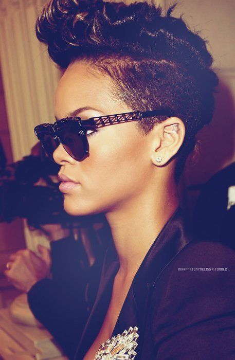 "IRVRSBL on Instagram: ""Rihanna outtakes, 2012 # ... |Dope Rihanna Haircuts"