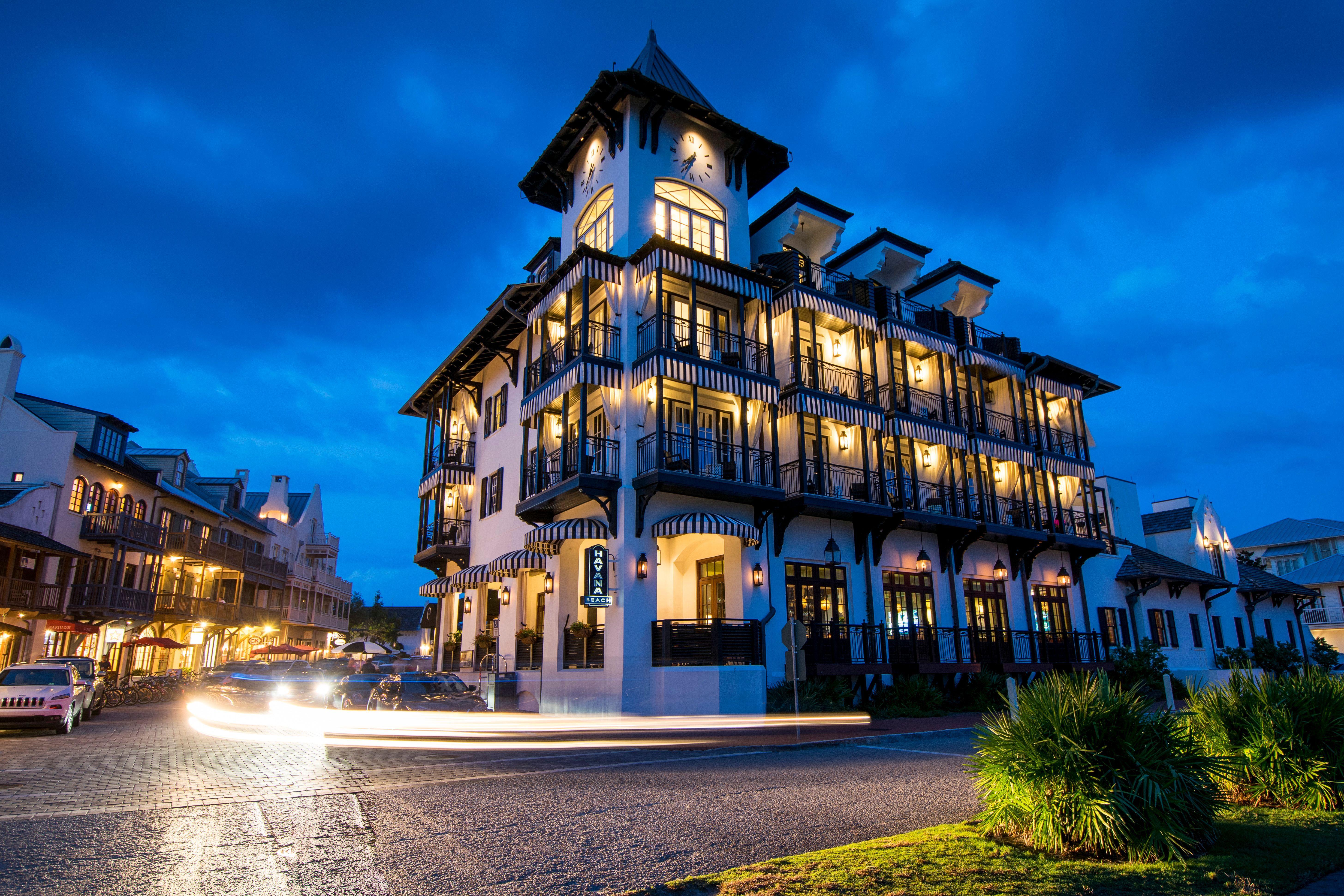 The Pearl Hotel Rosemary Beach South Walton