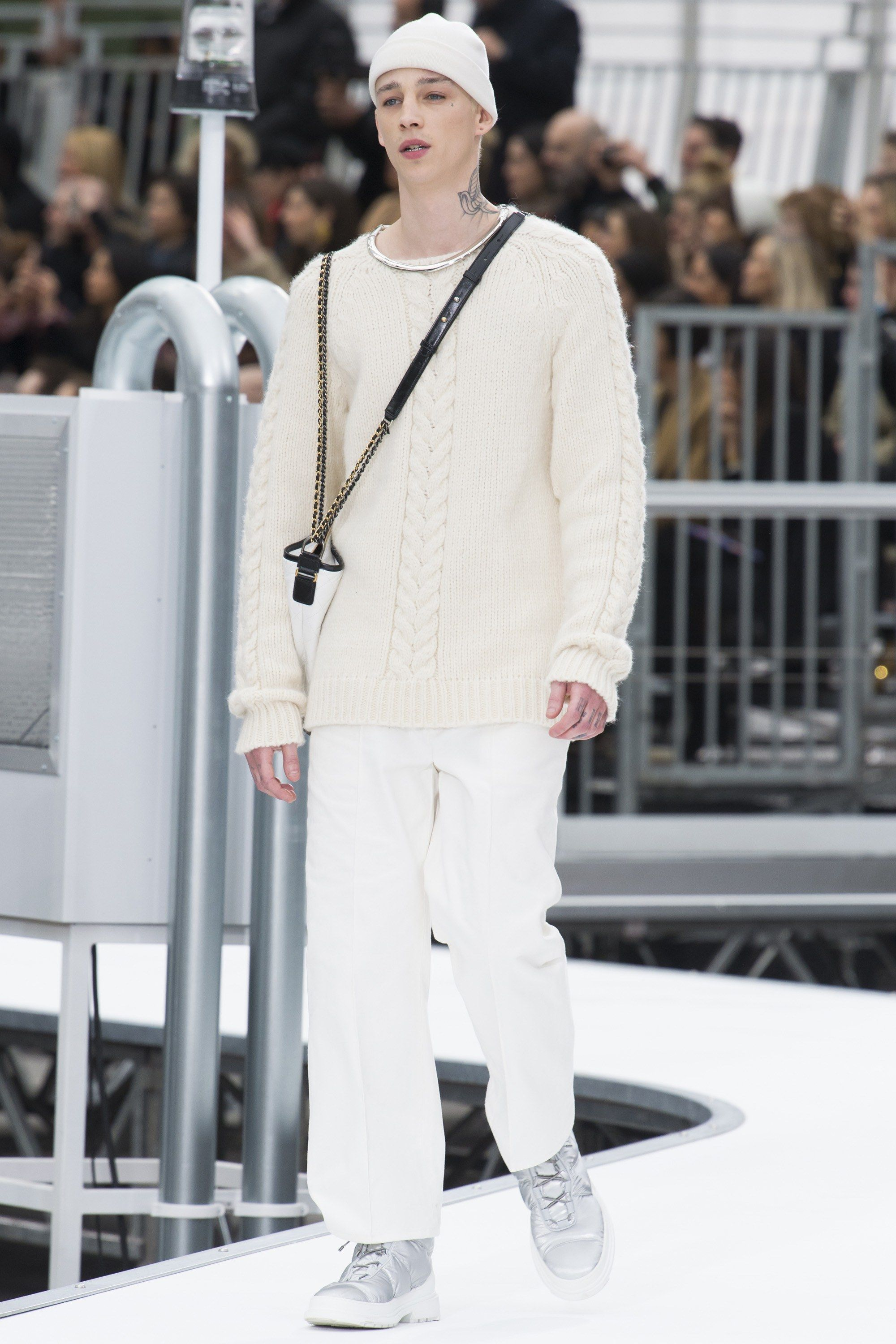 Image result for ash stymest modeling chanel