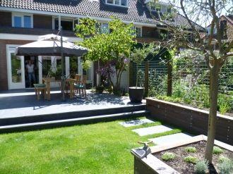Jaren 30 tuin nederveen tuinen uw hovenier voor for Tuinontwerp heemstede