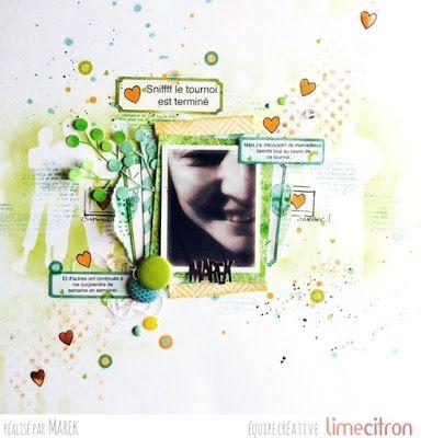 MAREK: Défi 7 par Lime