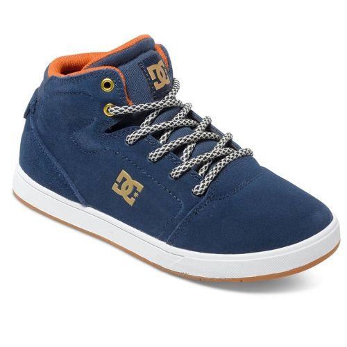 Chaussures De Skate Montantes Dc Shoes Crisis High Chaussure Garcon