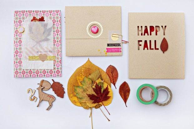 happy fall - send fall foliage to someone who doesn't get to see it!