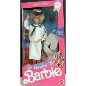 Barbie Star 'N' Strips Navy by Mattel. $28.50. Barbie. Item is in stock and ready to ship.