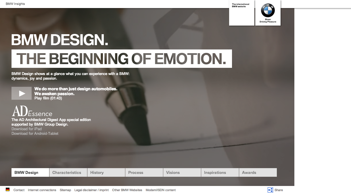 http://www.bmw.com/com/en/insights/bmw_design_2012/index.html