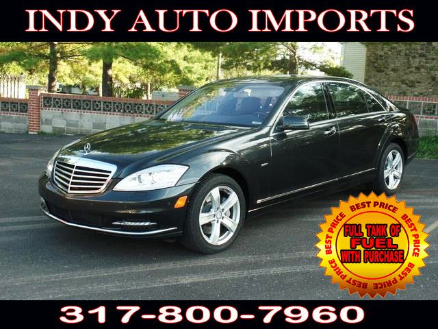 #SpecialOffer #FreeGas | $49,500 | 2012 #MercedesBenzS-Class S550**REBUILT TITLE #for Sale in Carmel IN 46032 #IndyAutoImports
