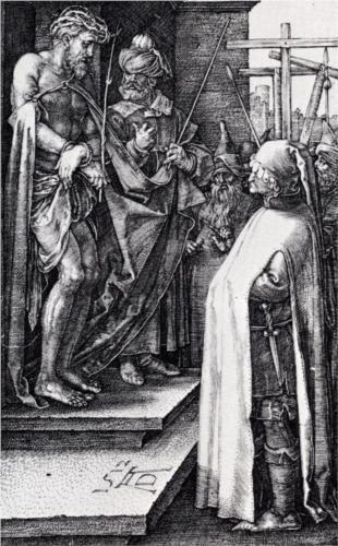 Ecce Homo - Albrecht Durer