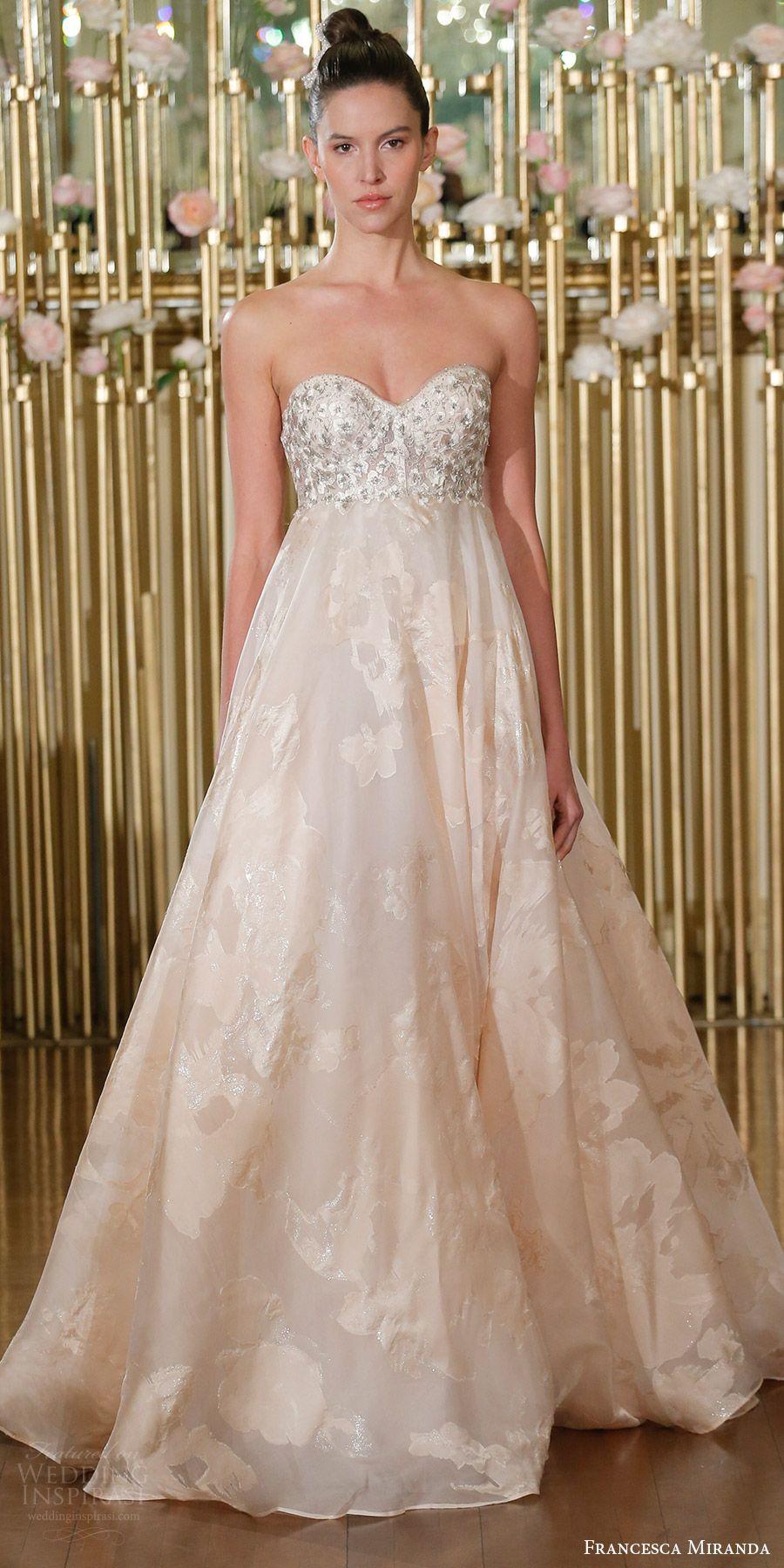 Francesca Miranda Spring 2018 Wedding Dresses   New York Bridal Fashion  Week Runway ShowFrancesca Miranda Spring 2018 Wedding Dresses   New York Bridal  . Corset Bodice Wedding Dress. Home Design Ideas