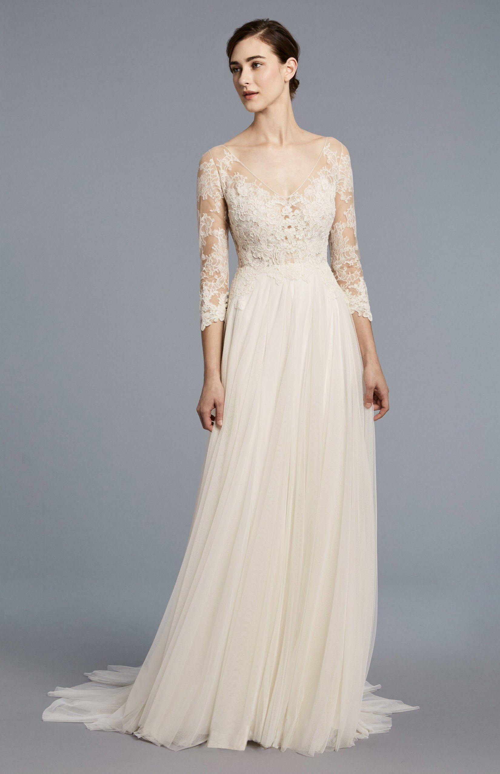 Ethereal Wedding Dresses From Monique Lhuillier To Marchesa Perfect For Brides