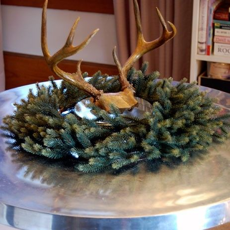 Reindeer Games.Christmas House Tour 2012 | The Art of Doing Stuff