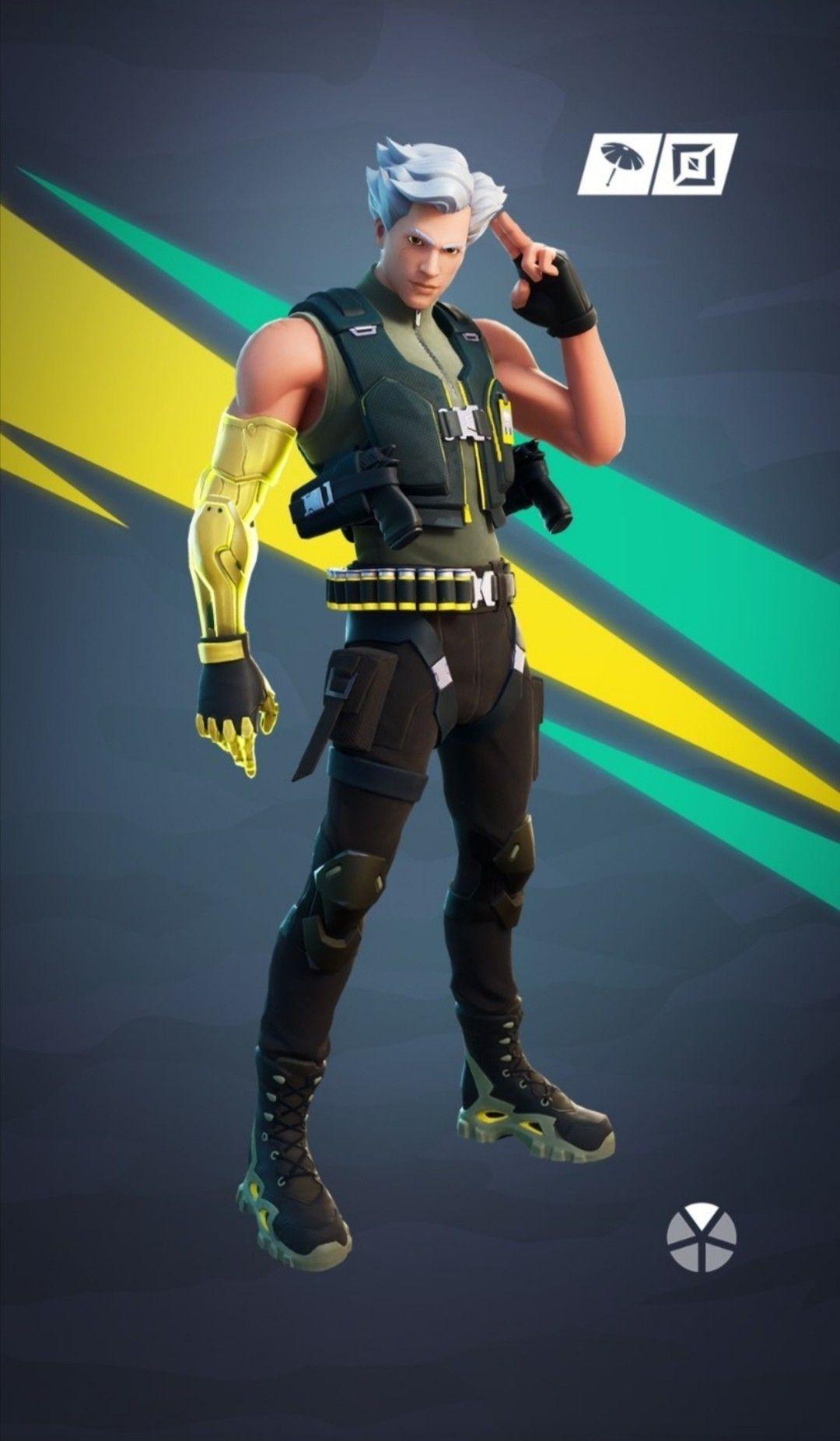 Fortnite Chapter 2 Season 2 Battle Pass Skins Skin Model Game Character Design Space Anime