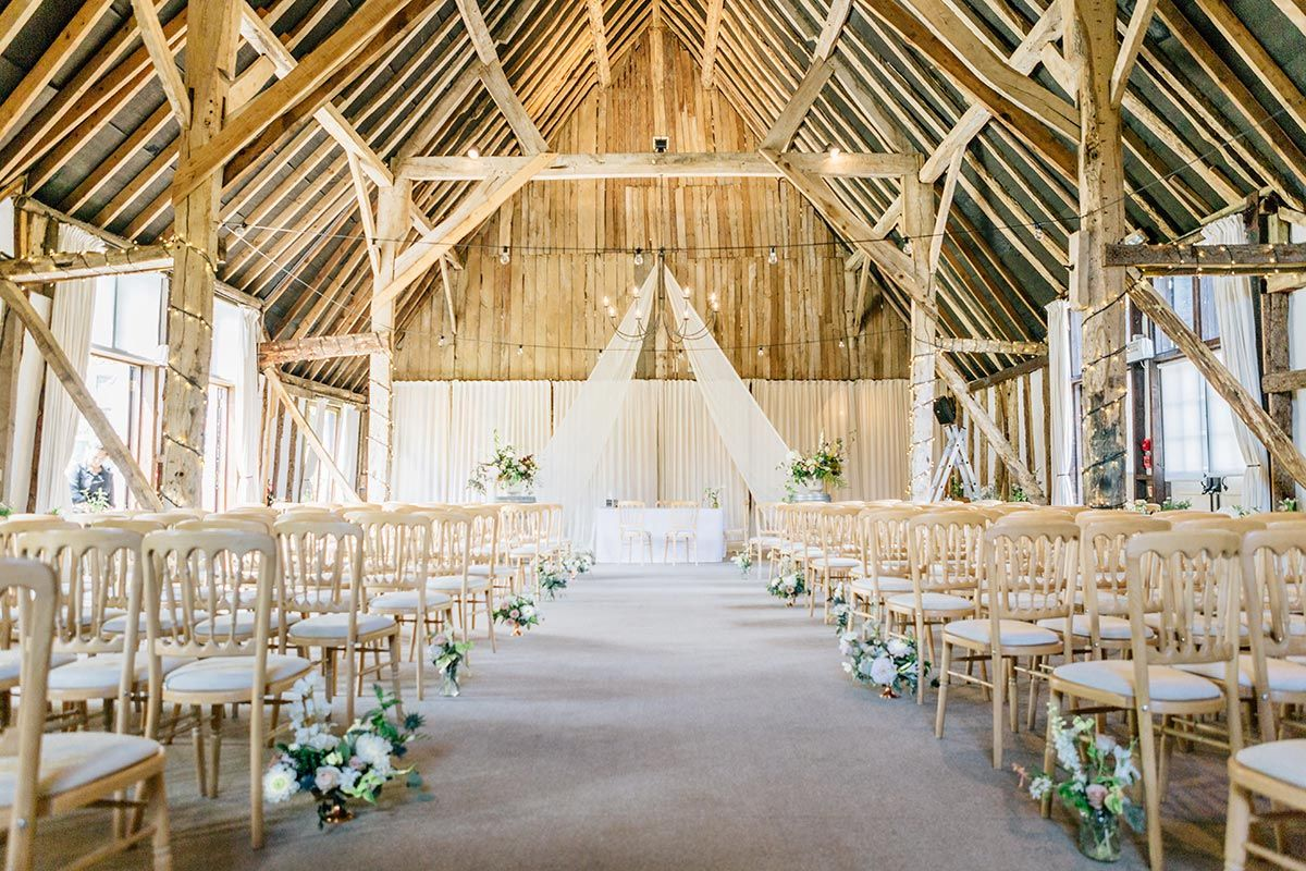 Clock Barn Gallery Barn Wedding Venues And Wedding Venues Hampshire