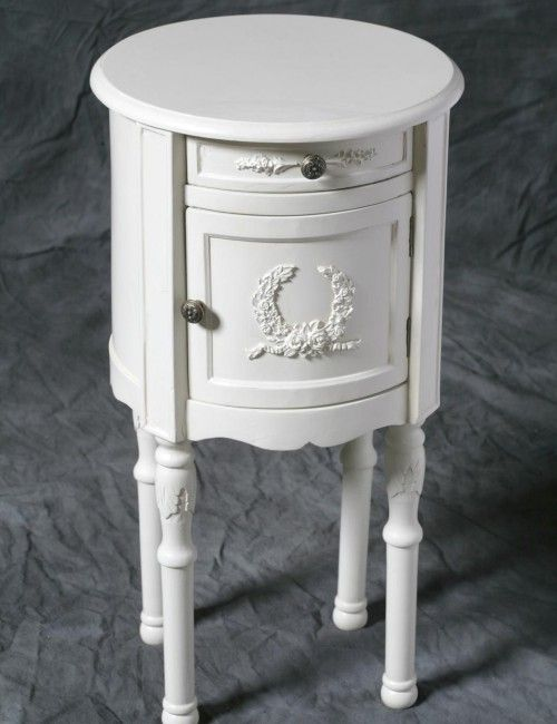 Small white french bedside table is a symbol of elegant and quality small white french bedside table is a symbol of elegant and quality furniture watchthetrailerfo