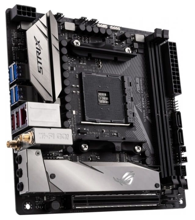 Visit The Link In Our Bio For Your Chance To Win A Asus X370 Itx