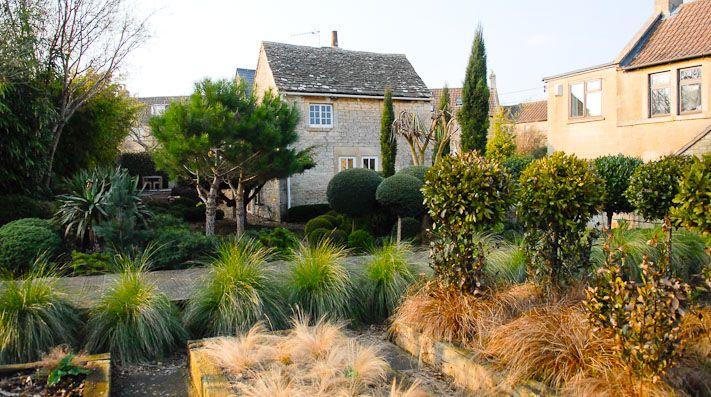 John Griffiths Garden in Bristol. England | Social ...