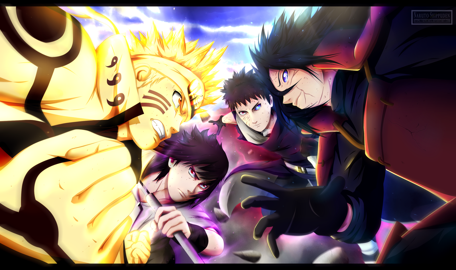 Naruto Clash of the shinobi by on