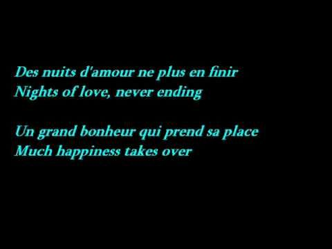 Edith Piaf - La Vie En Rose (Lyrics - French / English Translation).  Possible First Dance song? | French songs, Translate french to english,  Edith piaf