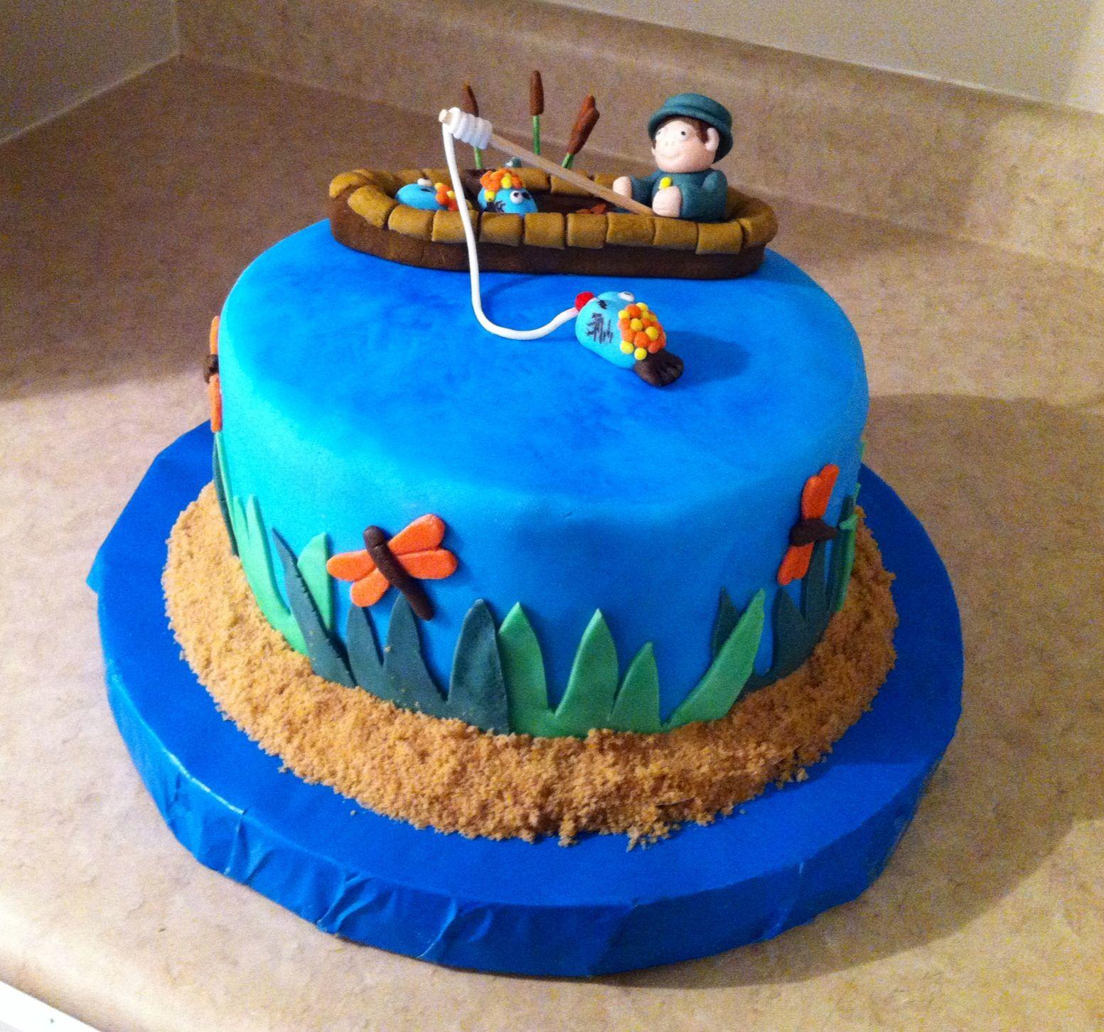 Dad Cake KD