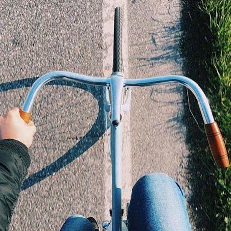 Rumo a uma nova semana!  Ótima segunda feira! #abici #viszladesign #handmade #madeinitaly #bikelovers #happymonday #abicibrasil by abicibrasil