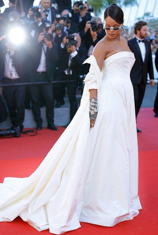 Rihanna Cannes 2017, Рианна Каннский кинофестиваль 2017 ...