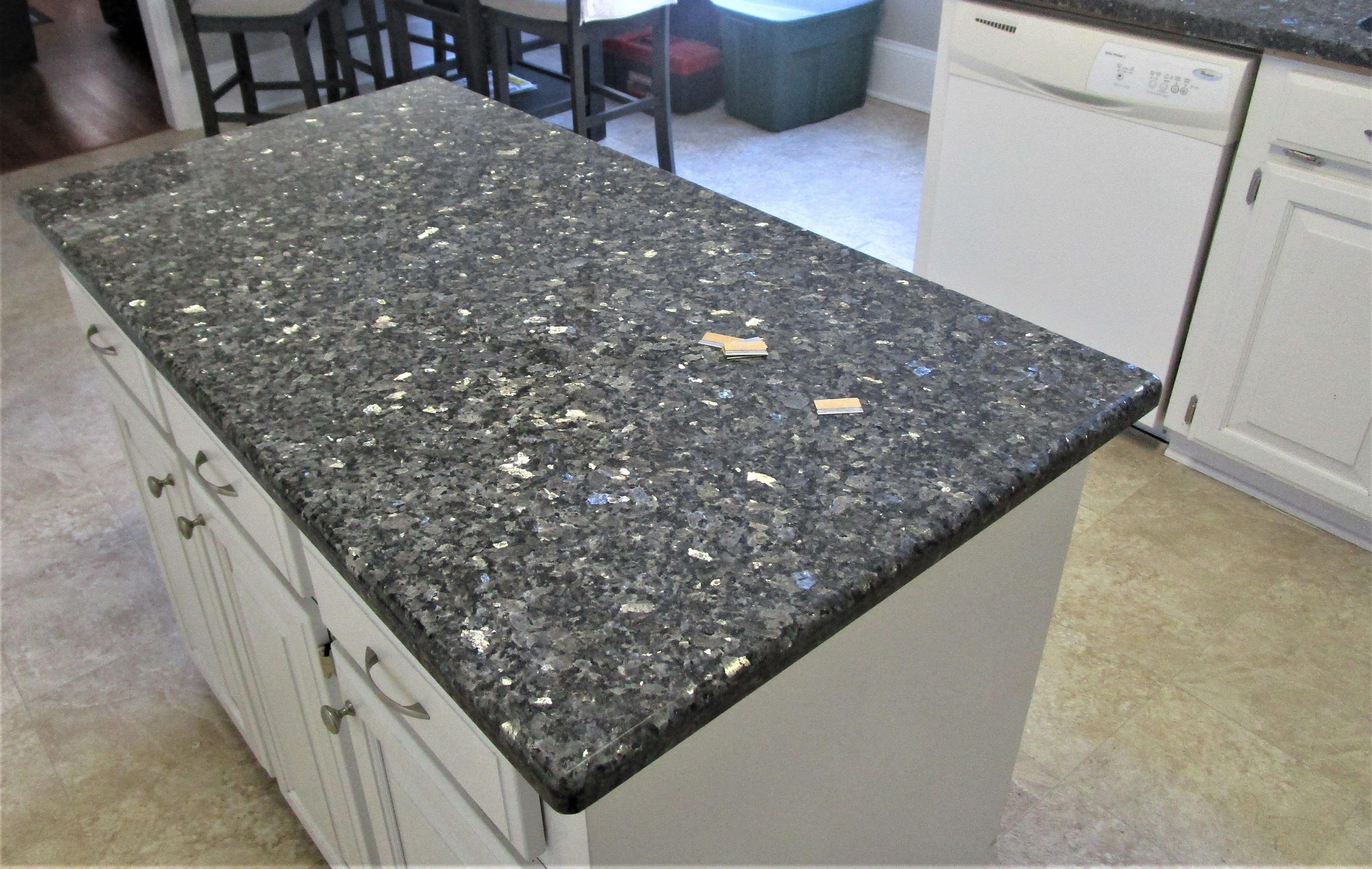 Black Granite With White Cabinets Stone Interior Blue Pearl Granite Stone Countertops