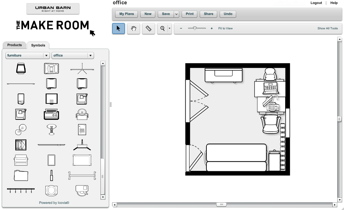 Fun website find the make room planner room planner for New office layout design