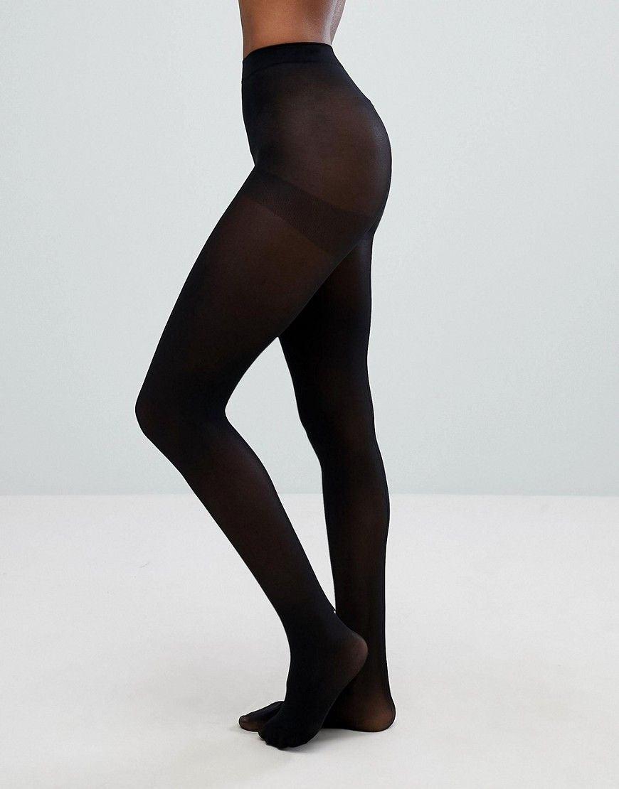 e4832adc346c8 ASOS 2 Pack 40 Denier Tights - Black | Products | Pinterest