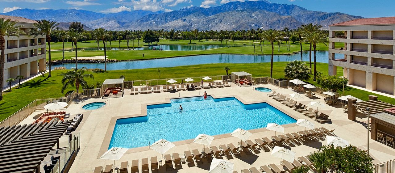 Doubletree By Hilton Golf Resort Palm Springs Hotel Palm Springs