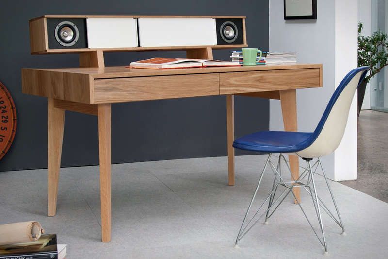 http://www.trendhunter.com/slideshow/modern-desk-design
