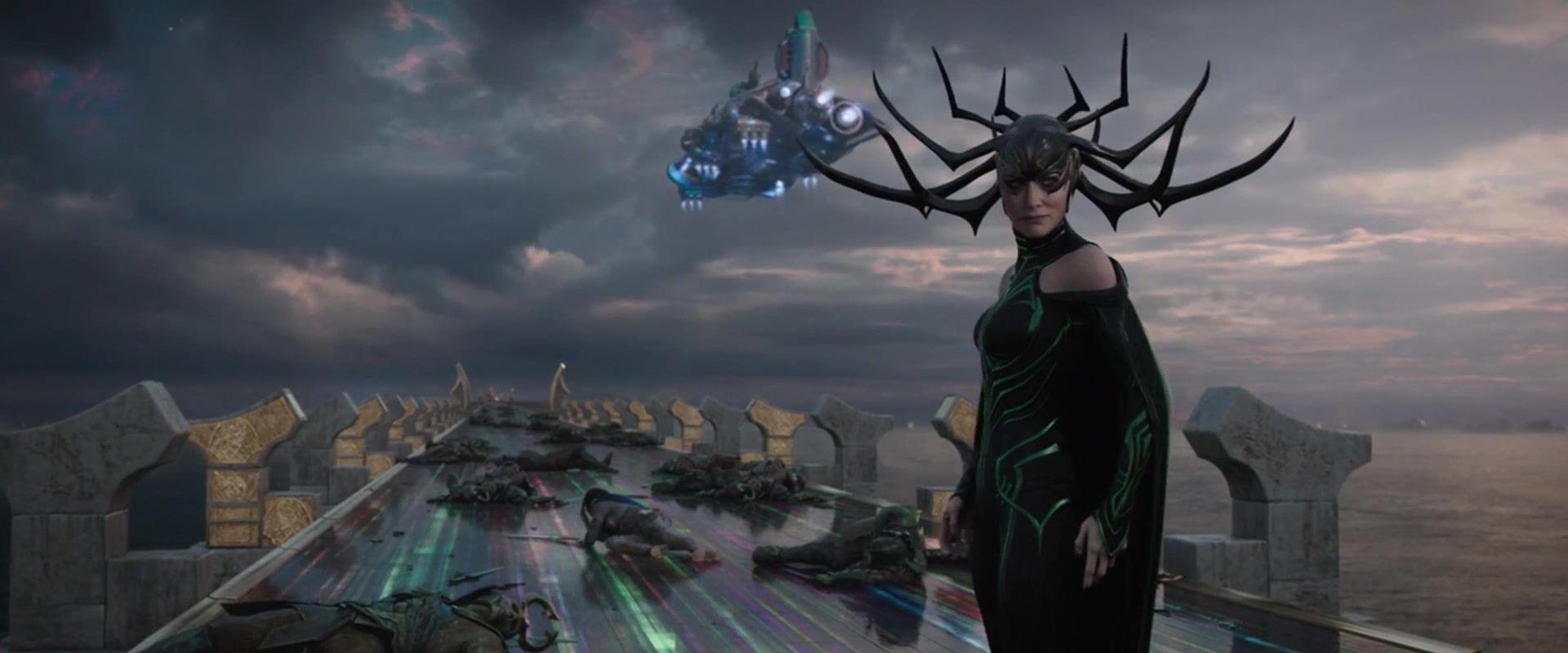 Image For Thor Ragnarok Fancaps Net Marvel Hela Thor Marvel