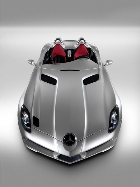 So....I have found my old lady sports car.....too bad I can't afford it! Mercedes-Benz SLR McLaren Stirling Moss