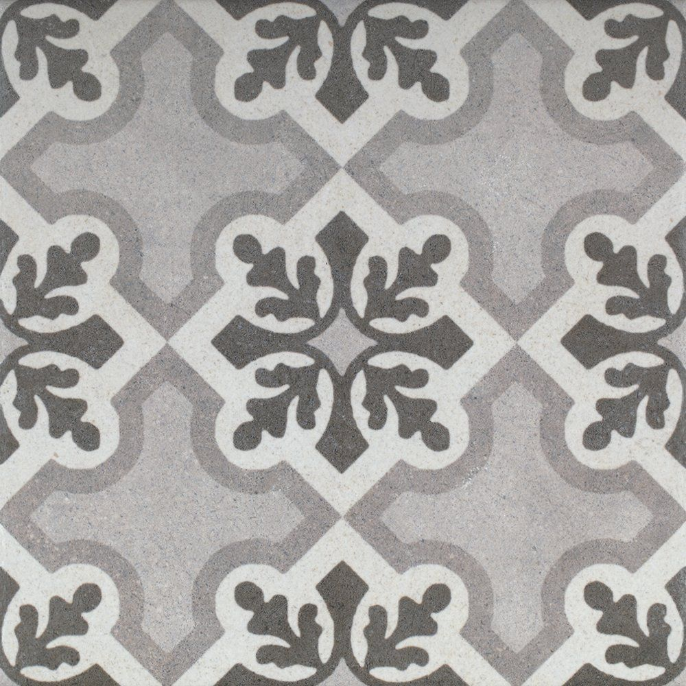 Decorative Tiles Uk Entrancing Patterned Porcelain Floor Tile  Vintage Ruzafa  1 Square Metre Inspiration