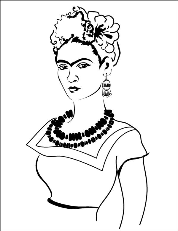 Cmy Kahlo On Behance En 2019 Frida Kahlo Dibujo Obras De