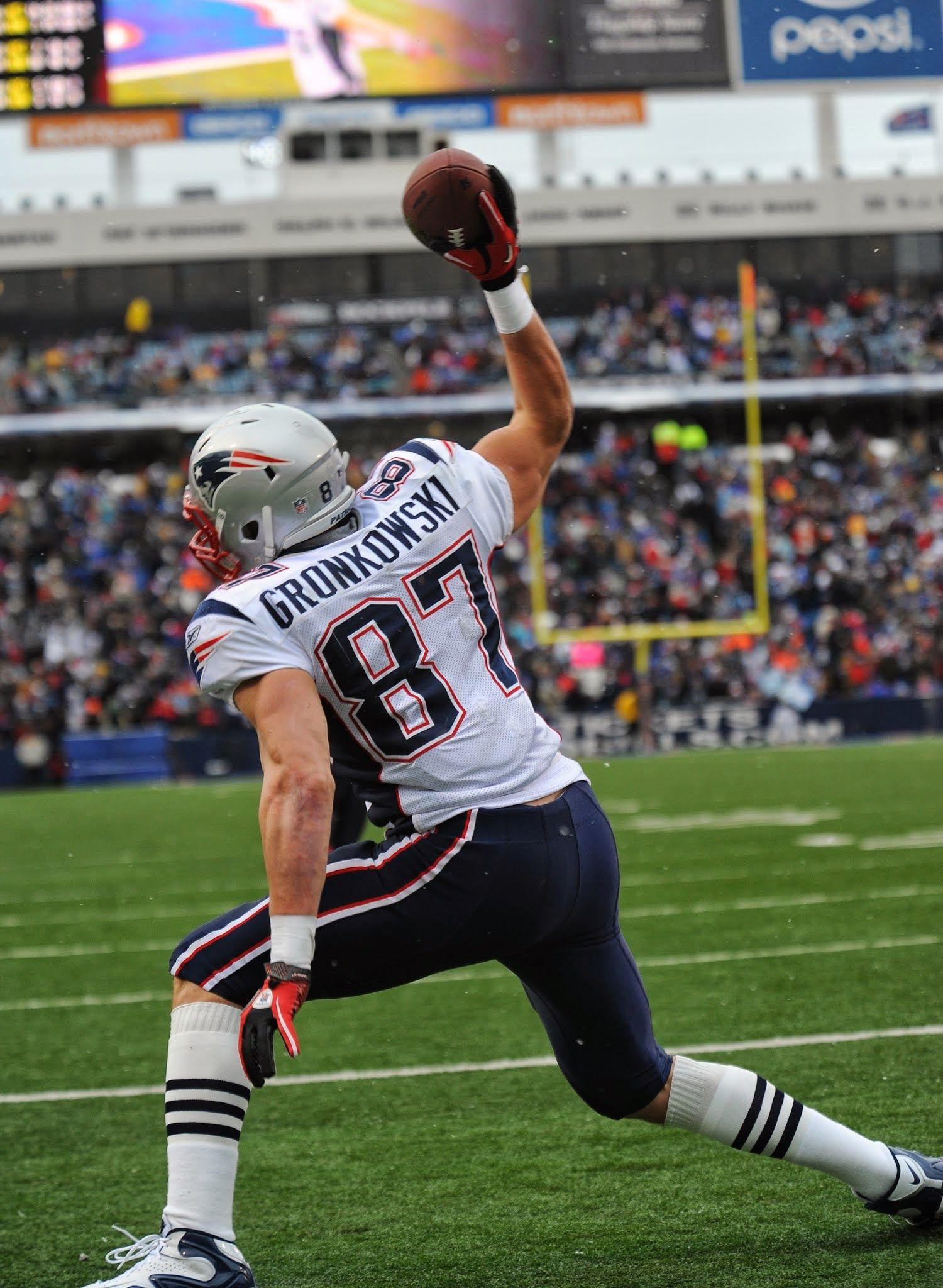 057a3a9fa5699 Rob Gronkowski More Gronk Patriots