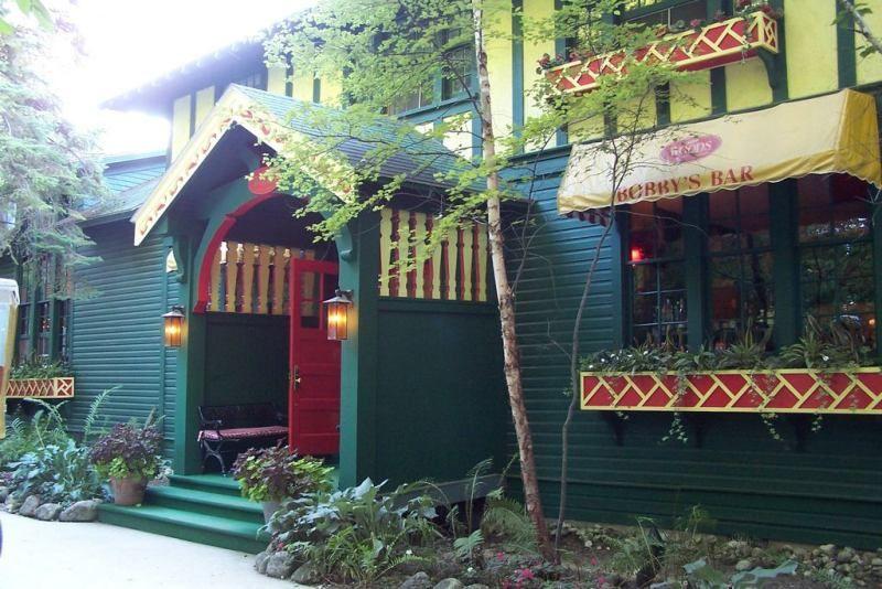 Woods Restaurant A Bavarian Themed Restaurant On Mackinac Island